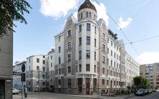 Izīrē, Dzīvoklis, Vīlandes iela, Rīga, Centrs