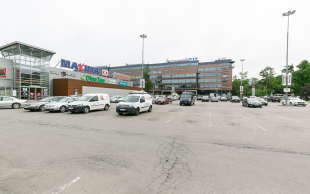 Izīrē, Komerctelpas, Vienības gatve  113, Rīga, Ziepniekkalns